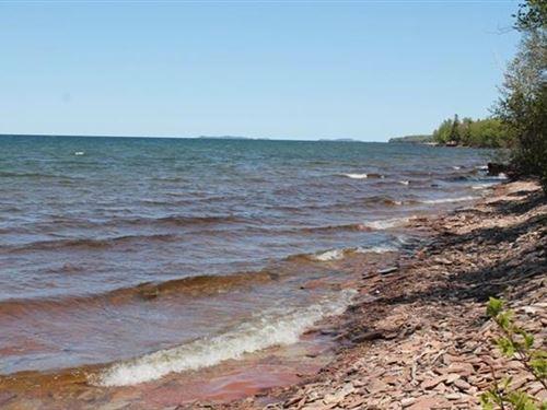 Lake Superior Coast, Skanee 1118383 : Skanee : Baraga County : Michigan