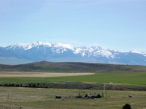 Lot 210B Shining Mountains Unit 1 : Ennis : Madison County : Montana