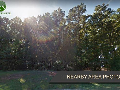 .5 Acres Of Treed Property in GA : Sparta : Hancock County : Georgia