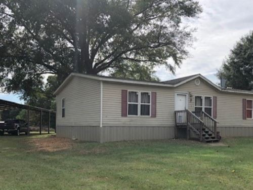 1.35 Acres With A Home In Lincoln : Brookhaven : Lincoln County : Mississippi