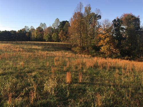 Small Acreage-Utilities : Liberty : Casey County : Kentucky