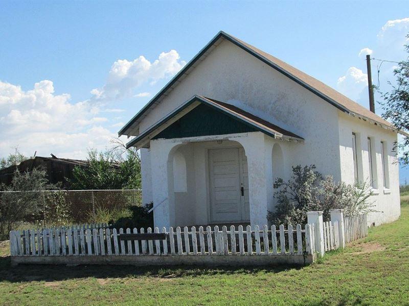 Historic Area, Utilities, $125/Mo : Cochise : Cochise County : Arizona