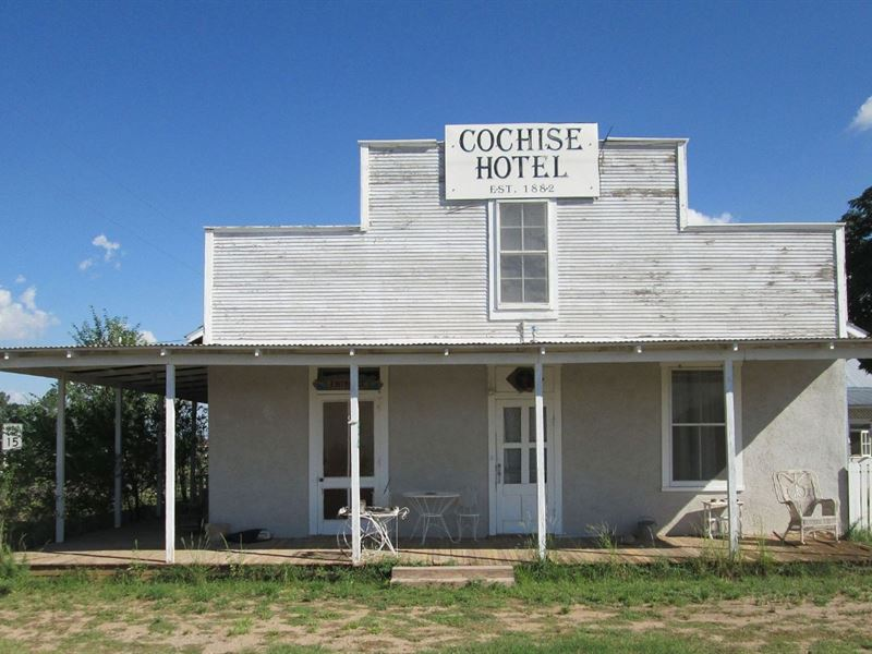 Land in Historic Cochise, $150/Mo : Cochise : Cochise County : Arizona