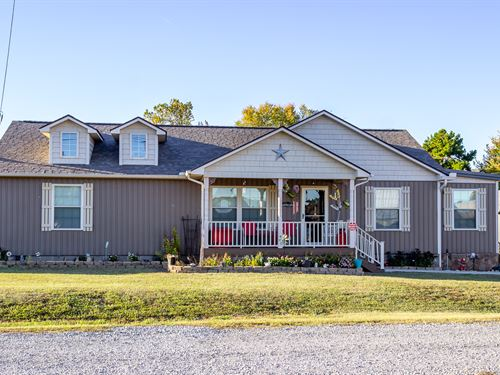 Seasonal Lake Front Home : Mooresburg : Hawkins County : Tennessee