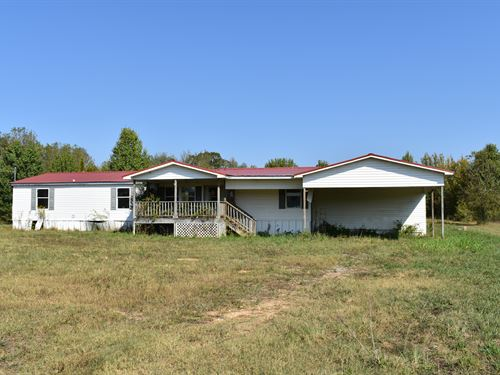 Auction Mobile Home On 1 Acre : Cleveland : Blount County : Alabama