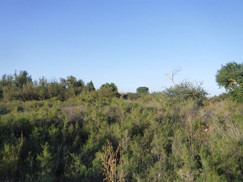 Creek Side Lots in Cordes Lakes, AZ : Mayer : Yavapai County : Arizona