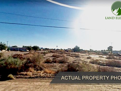 Own Peaceful Land, 0.77 Acres : Ripley : Riverside County : California