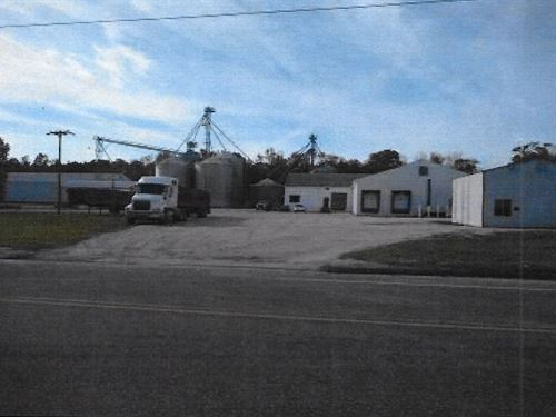 Foreclosure Sale, Commerical Farm : Oak Hall : Accomack County : Virginia