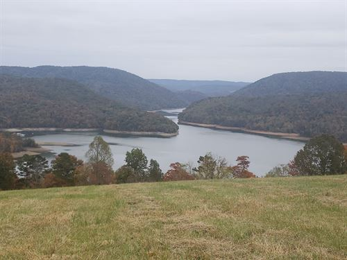 Norris Lake View Lot in Rock Harbor : New Tazewell : Claiborne County : Tennessee
