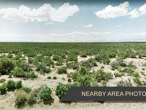 Huge Discount, 5.08 Acres in Ut : Beryl : Iron County : Utah