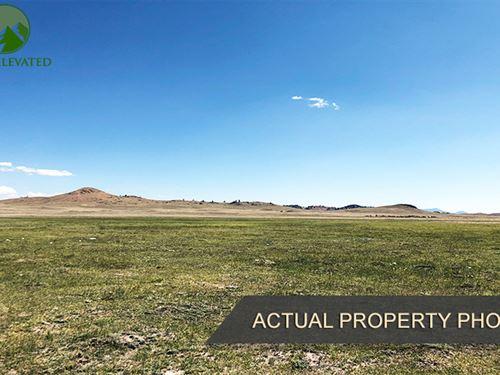 Land For Sale, Estates Of Colorado : Hartsel : Park County : Colorado