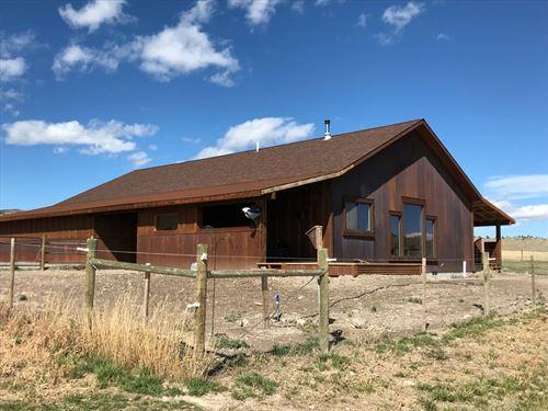 333 Shining Mountains Loop Road : Ennis : Madison County : Montana
