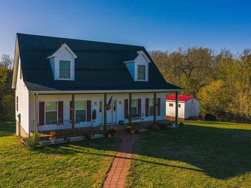 Home in Blacksburg Near VA Tech : Blacksburg : Montgomery County : Virginia