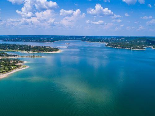 Lake Lots Near Austin, TX : Kingsland : Burnet County : Texas
