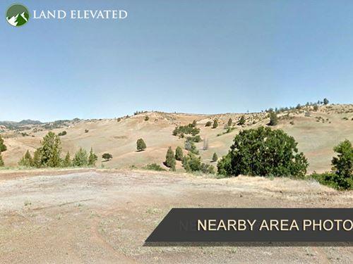Great Property, Great Location : Hornbrook : Siskiyou County : California