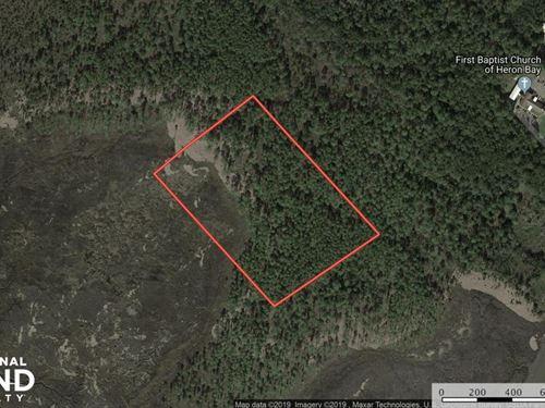 Heron Bay Loop Recreation Tract : Coden : Mobile County : Alabama