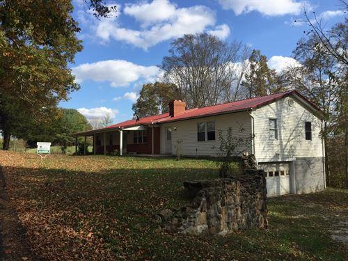 4 Bed 2 Bath-New Heat & Air-Newer : Waynesburg : Casey County : Kentucky