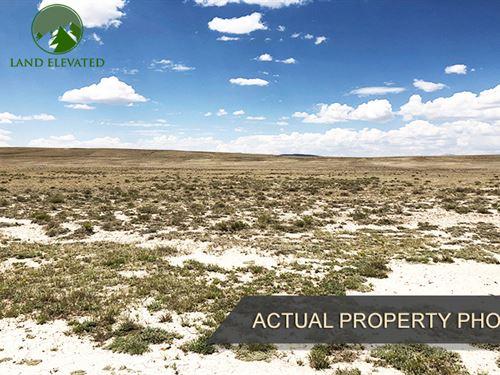 Gorgeous Colorado Land For Sale : Hartsel : Park County : Colorado