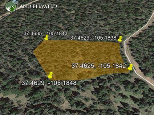 Build an Off Grid Retreat Here : Fort Garland : Costilla County : Colorado