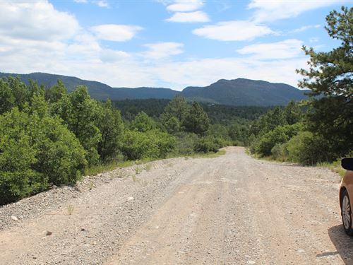 Welcome To Timberon, Only $149/Mo : Cloudcroft : Otero County : New Mexico