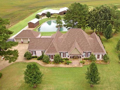 Ready Mini-Farm : Beech Bluff : Madison County : Tennessee