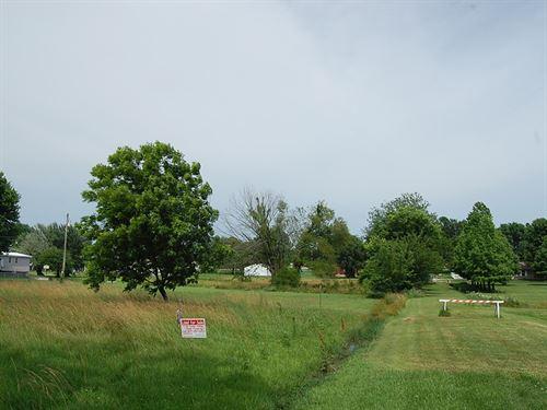 Open Residential Lot : El Dorado Springs : Cedar County : Missouri