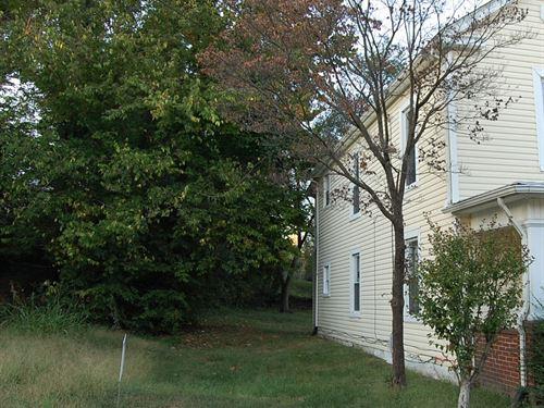 Charming Residential Lot in Raonake : Roanoke : Virginia