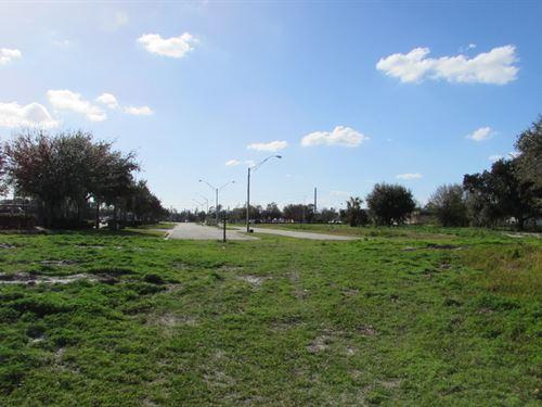 12.4 Acre Commercial Development : Lake Wales : Polk County : Florida