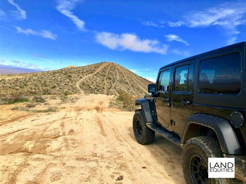 Off Roaders And Miners Paradise : Barstow : San Bernardino County : California