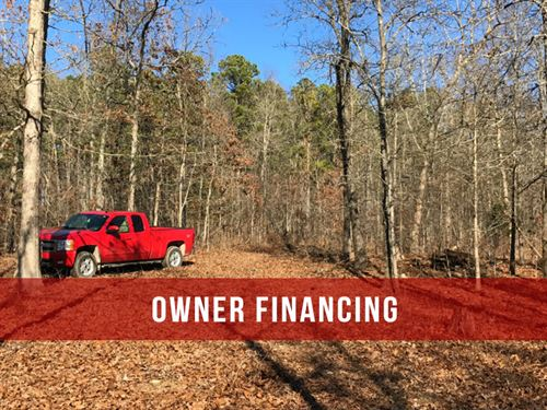 Owner Financed 10 Acres : Mountain View : Howell County : Missouri