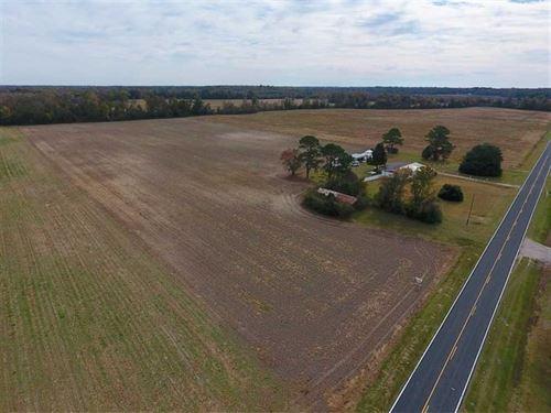 Under Contract, 13.12 Acres : Dover : Craven County : North Carolina