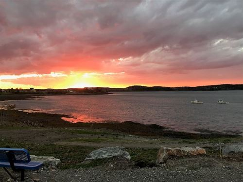 Waterfront Home in Lubec, ME : Lubec : Washington County : Maine