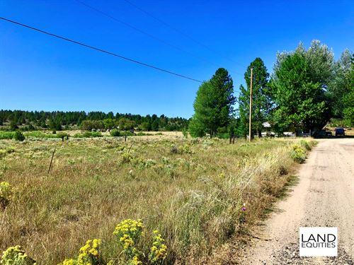 Near The Sprague River Only $199/Mo : Sprague River : Klamath County : Oregon