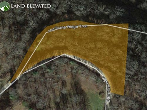 Mountain Views in 1.16 Acres : Fines Creek : Haywood County : North Carolina
