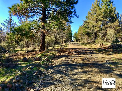 Community Well Near National Forest : Bonanza : Klamath County : Oregon