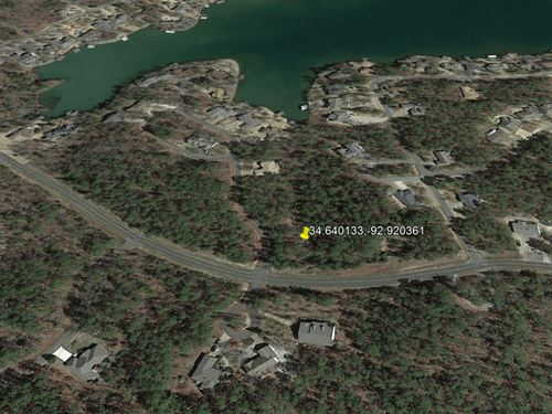 Perfect Lot For Dream Home, No 103 : Hot Springs Village : Saline County : Arkansas