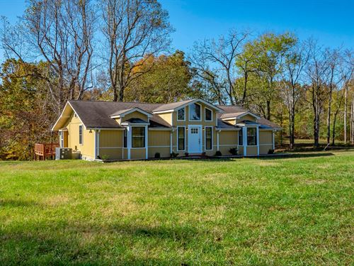Country Home 16 Acres Primm Springs : Primm Springs : Williamson County : Tennessee