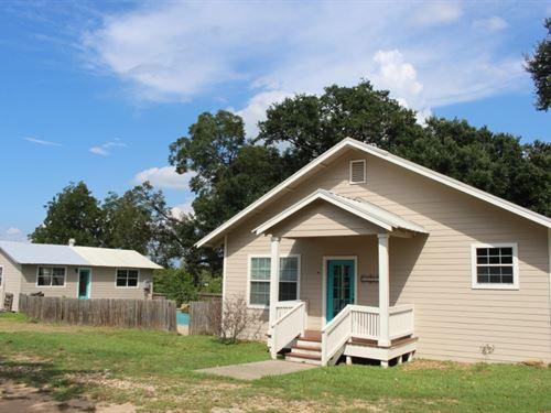 Mabry Homestead : Montgomery : Texas
