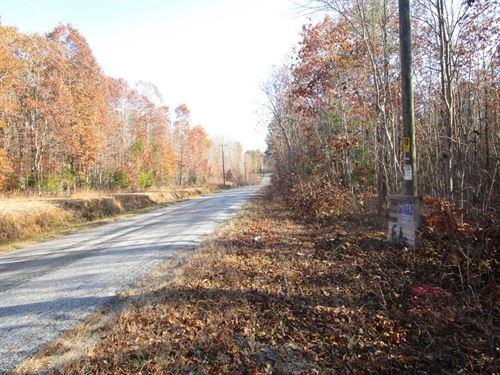 Over 14 Acres Lunenburg County, VA : Victoria : Lunenburg County : Virginia