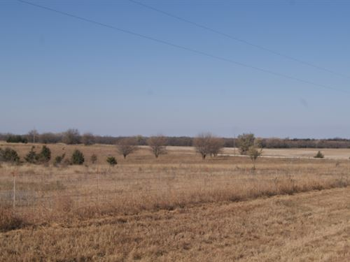 Western Saline County 20 Acres : Brookville : Saline County : Kansas