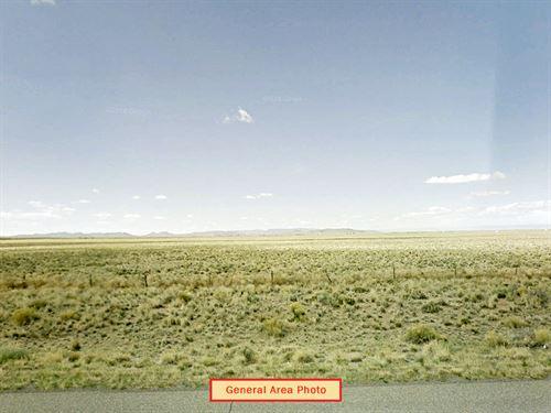 Large Secluded Lot : Blanca : Costilla County : Colorado