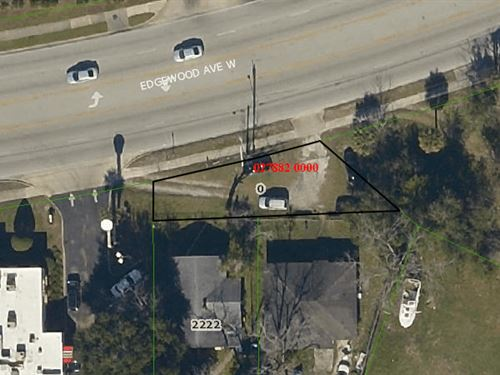 Commercial Lot, Billboard Space 26 : Jacksonville : Duval County : Florida