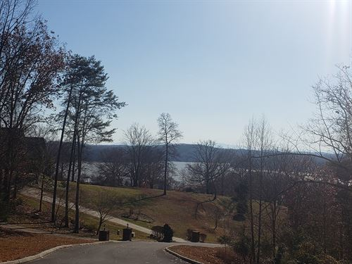 3/4 Acre Building Lot, Lake Views : Mooresburg : Hawkins County : Tennessee