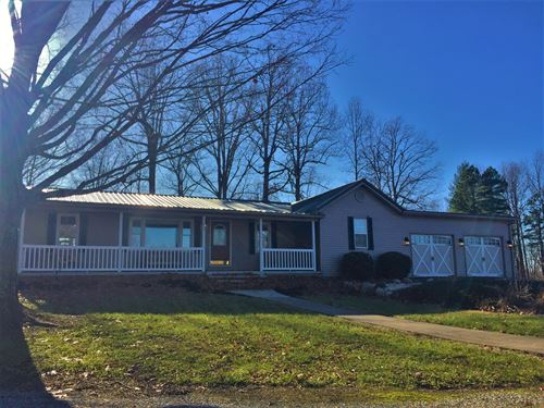 Renovated Home 20 Wooded Acres : Hustonville : Casey County : Kentucky