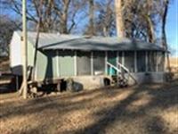 Midway Lake Cabin : Marianna : Lee County : Arkansas