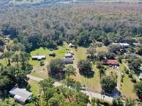 Leesburg Mobile Home And Acreage : Leesburg : Lake County : Florida