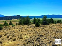 Secluded Location, Amazing Views : Sprague River : Klamath County : Oregon