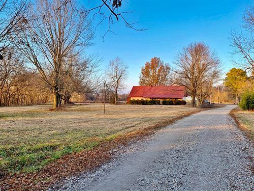 Riverfront Property In Arkansas : Alicia : Lawrence County : Arkansas