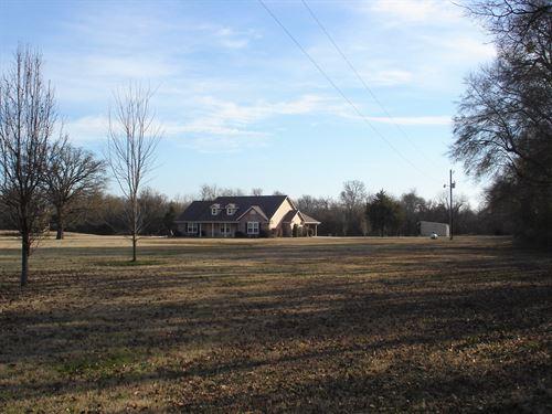 Country Home Land Blossom Texas : Blossom : Lamar County : Texas