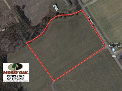 4.6 Acres of Land For Sale in Nort : Machipongo : Northampton County : Virginia